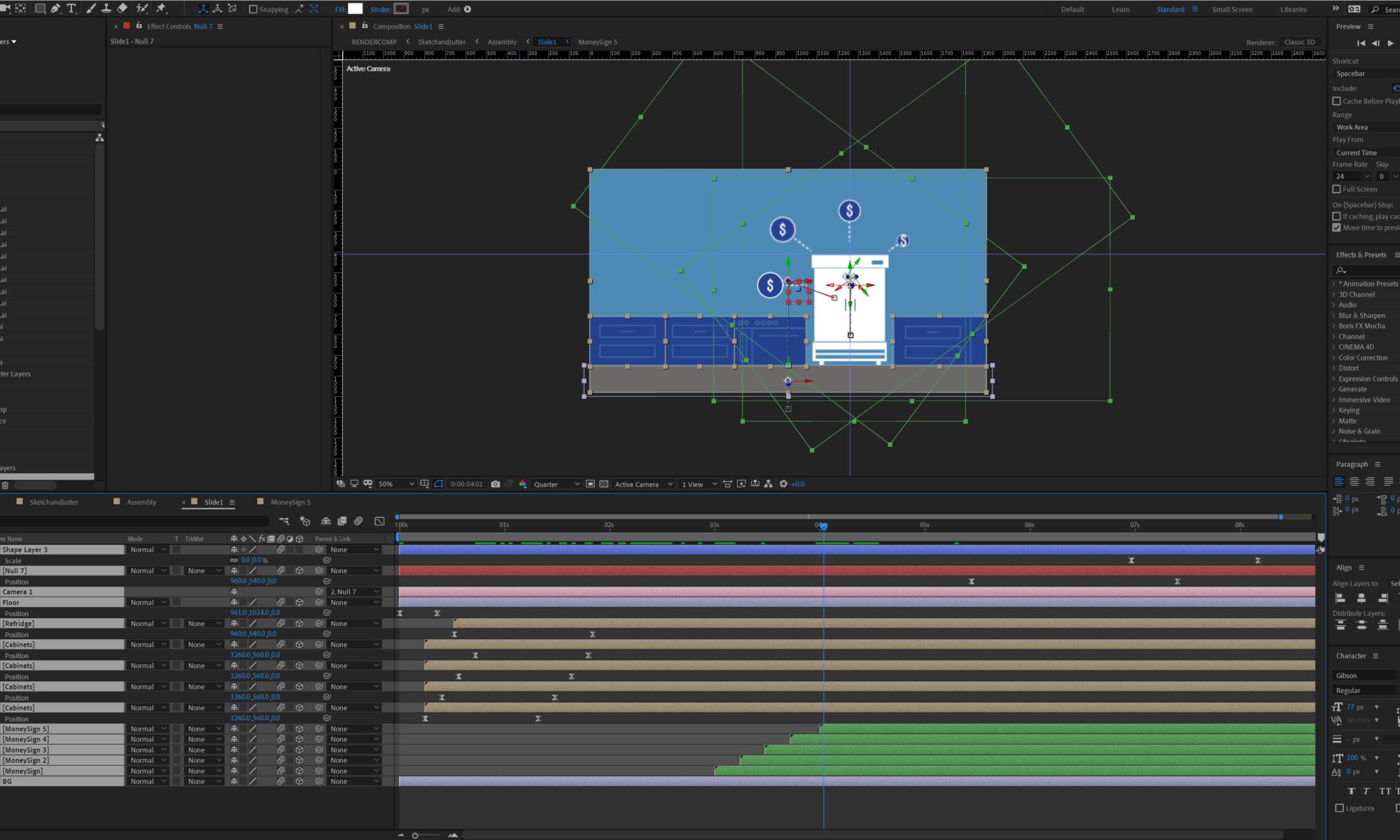 Animation In Progress
